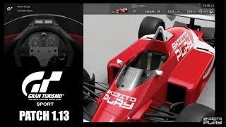 Gran Turismo Sport - Patch 1.13 - Novos carros e Pistas