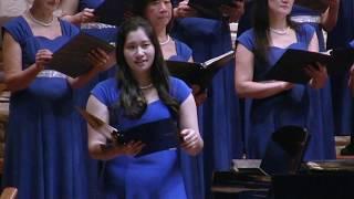 "Lascia Ch'io Pianga from the Opera ""Rinaldo"" / Georg F. Handel  / 奧斯汀龍吟合唱團 (Austin Chinese Choir)"