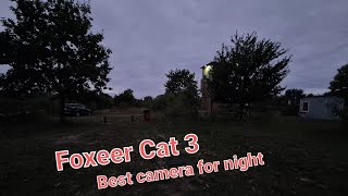 Testing Foxeer Micro Cat 3 for FPV night flight