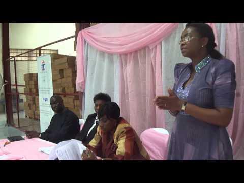 Ms Chichi Aniagolu of OXFAM