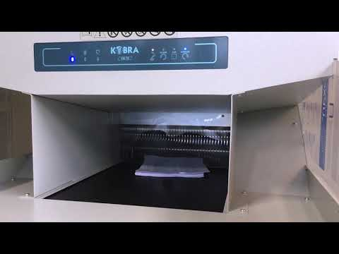 Video of the KOBRA 430 TS C2 Shredder