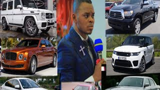 ANGEL OBINIM DASH 14 LUXURY CARS TO HIS WORKERS