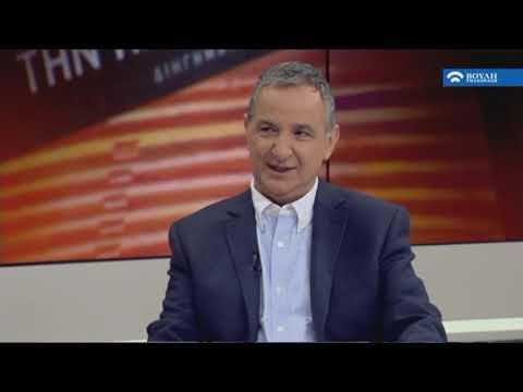 Βιβλιοβούλιο : Καλεσμένος ο Θεόδωρος Γρηγοριάδης   (24/02/2019)