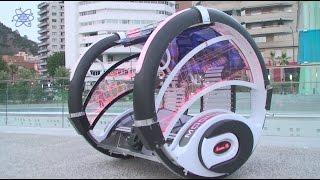 Dos ruedas, un giróscopo y a correr!!!