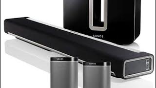 Sonos 5.1 Surround - PlayBar - SUB - 2x Play:1 - 2000€ Kino Feeling oder nicht?