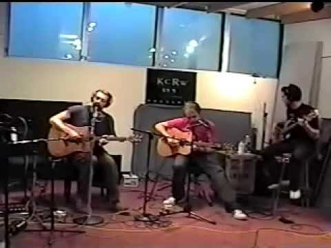 Coldplay - Spies (Studio Live KCRW) (2000-12-20)