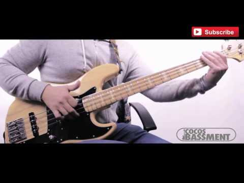 24k Magic - Bruno Mars (Extreme Slap) Crazy Bass Solo *pdf Included* Mp3