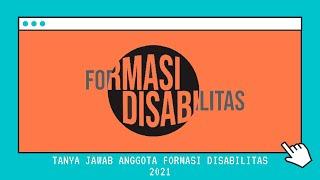Tanya Jawab Seputar Formasi Disabilitas 2021