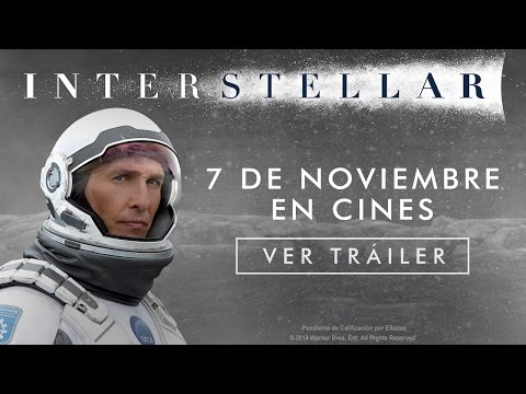Trailer Interestelar