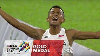 Athletics Men's 3000m Steeplechase Final | 29th SEA Games 2017