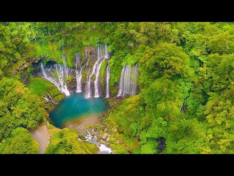 Exploring Réunion Island in 4K