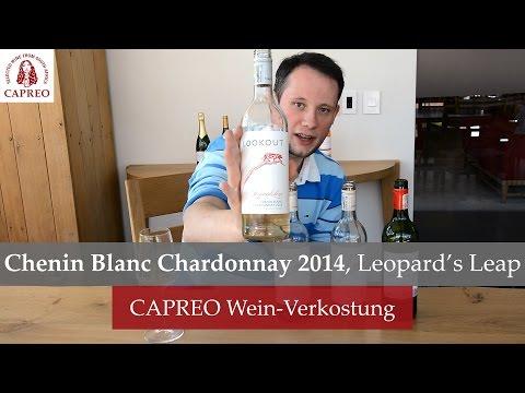 CAPREO Südafrika Wein-Verkostung: Lookout Chenin Blanc Chardonnay 2014