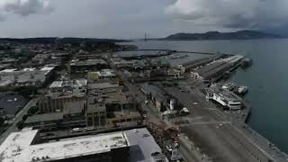 Video of empty San Francisco streets after coronavirus shelter-in-place order