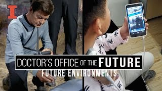 Thumbnail of Future Environments: Doctor's Office of the Future video