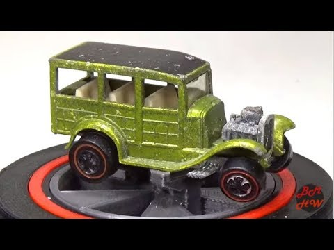 Restoring Hot Wheels from 1969 (baremetalHW)