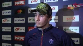Егор Рыков: «Драка взбодрила команду»