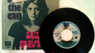 "✿ SUZI QUATRO - ""Can The Can"" (1973) ✿"