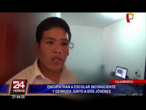 Detienen a jóvenes que habrían ultrajado a escolar en Cajamarca