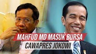 Dikonfirmasi Jokowi Jadi Kandidat Cawapres, Mahfud MD: Kan Tidak Harus Tahu dalam Proses seperti Ini