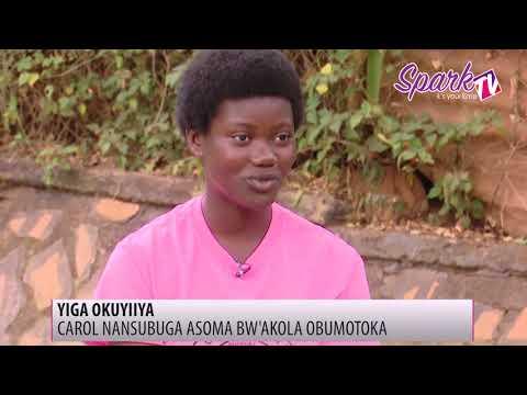 Carol Nansubuga Wa Myaka 17 Akola Bumotoka Bw'abaana Obw'okuzanyisa
