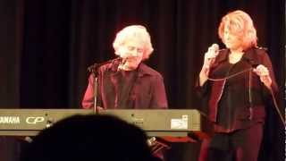 <b>Dean Friedman</b> And Denise Marsa Reunited After 25 Years For Lucky Stars 20th October 2012 Islington
