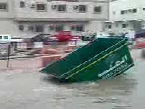 أمطار الرياض  الإثنين 19/5/1431هـ