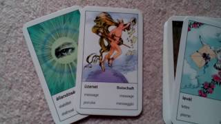Gypsy Cards Meanings Part 1