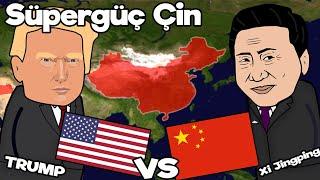 Çin vs ABD - Ticaret Savaşları - Yeni Süper Güç Çin?