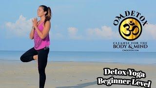 Detox Yoga Class