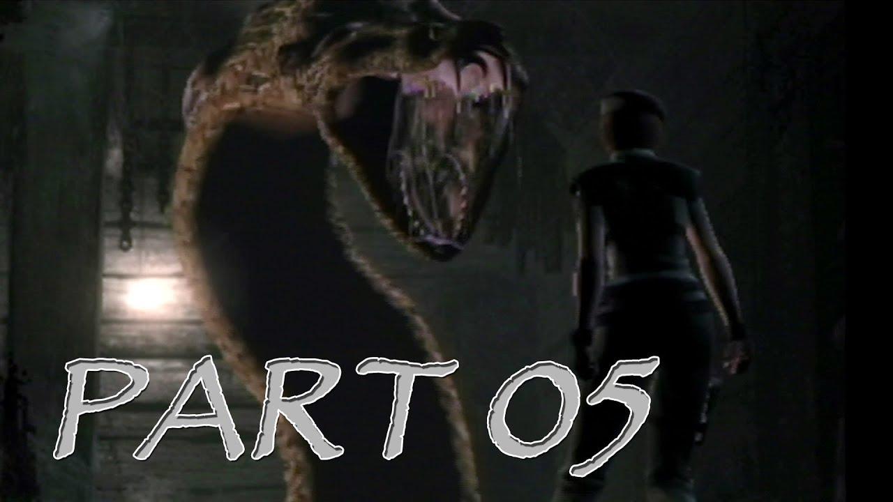 [Let's Play] Resident Evil Remake (2002) – 05 – Die Schlange