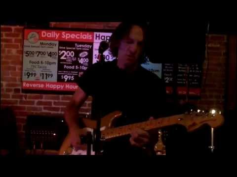The Dave Hays Band. T-bone shuffle T-bone Walker cover.