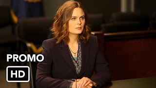 "Сериал Кости, Bones 11x14 Promo ""The Last Shot at a Second Chance"""