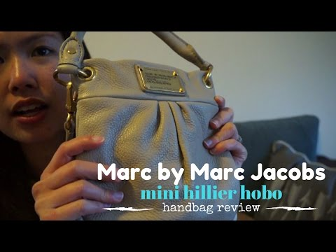 marc by marc jacobs mini hillier hobo review