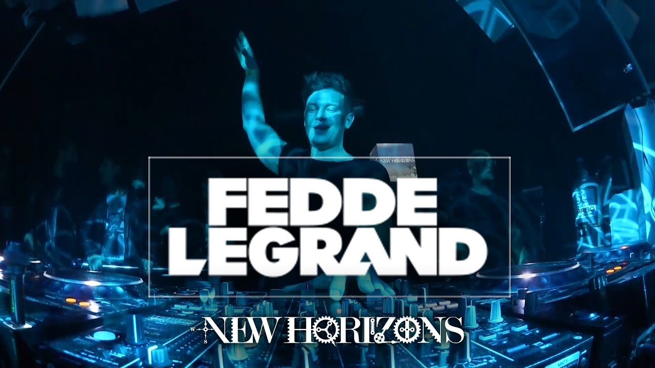 Fedde Le Grand - Live @  NEW HORIZONS Pre-Party Bootshaus Cologne 2018