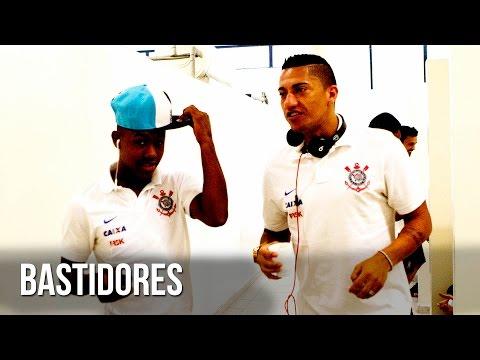Bastidores | Palmeiras 1x1 Corinthians