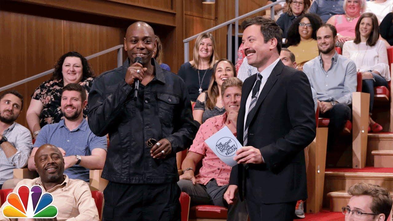 Freestylin' with The Roots with Dave Chappelle thumbnail