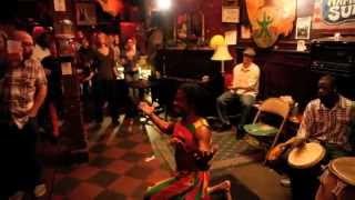 Slyboots Drumming Ensemble 5-12-12 Clip #1