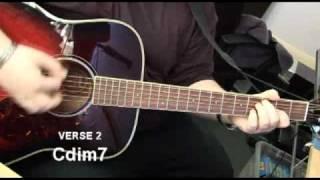 """Somehow"" - Guitar Tutorial (Part A)"