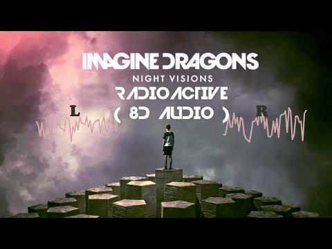 Imagine Dragons - Radioactive ( 8D Audio ) | Dawn Of Music | Mp3