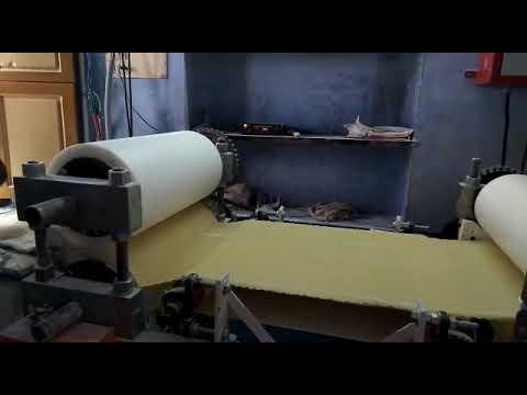 Semi Automatic appalam machine