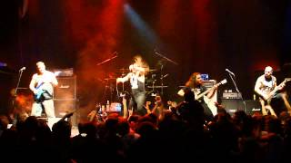 Job For a Cowboy - Constitutional Masturbation (live in Minsk - 17.10.12)