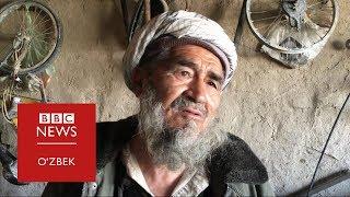 Ўзбек отахон: Беномуслик, ўғрилик қилмайман, борига шукр, дейман - BBC Uzbek