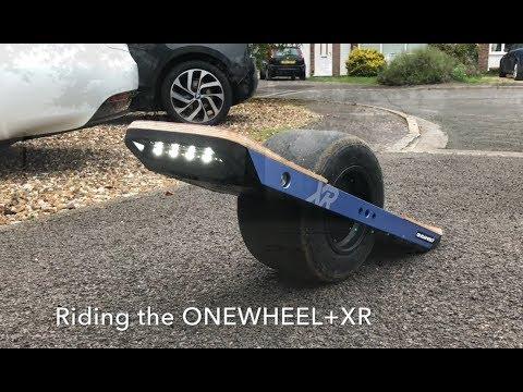 Onewheel XR UK 1st time out  - смотреть онлайн на Hah Life