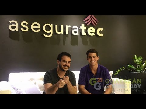 Guayacán Giving Day presenta Robert Calvesbert y José L. Fernández de Aseguratec