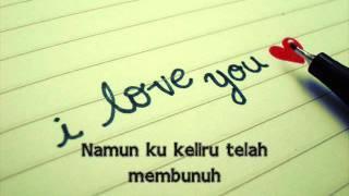Ruth Sahanaya - Keliru Lyrics.wmv