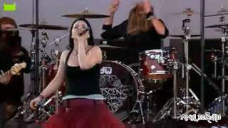 Evanescence Call Me When You're Sober (Download Festival 2007) HD