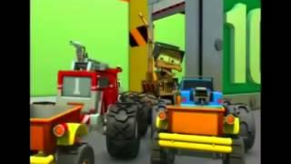 Метеор и крутые тачки   0502 Благотворительный марафон   Мультфильм