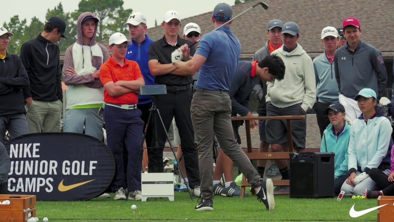 Nike Summer Golf Camps - Video