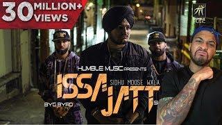(PUNJABI) Sidhu Moose Wala - ISSA JATT Ft. Sunny Malton , Byg Byrd | American Reacts