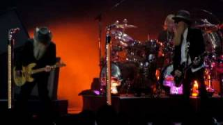 ZZ Top—Party on the Patio—Live @ Thunderbird Arena Vancouver-2010-06-05